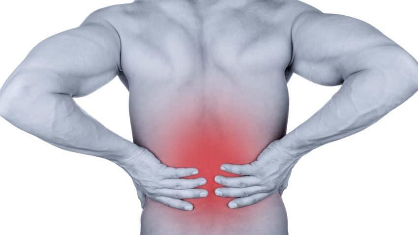 acupunctuur rugpijn